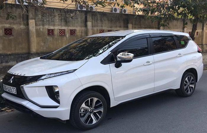 Thue Xe Mitsubishi Xpander