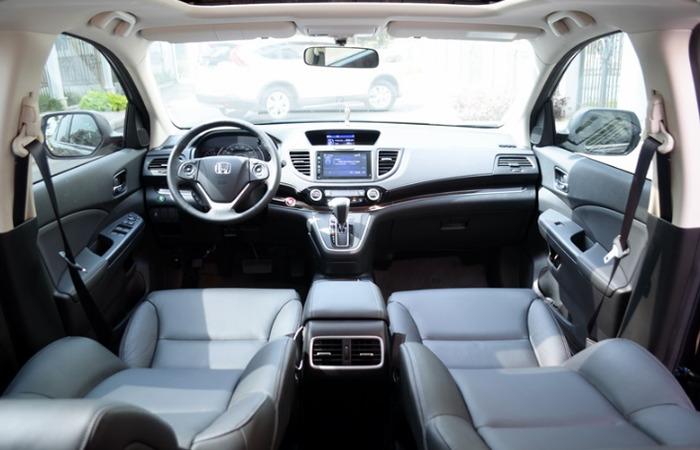 Thue Xe Honda Cr V 2