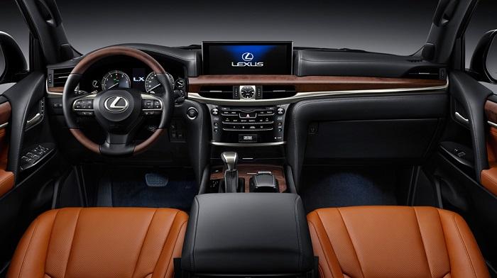 Thue Xe Lexus Lx 570 2