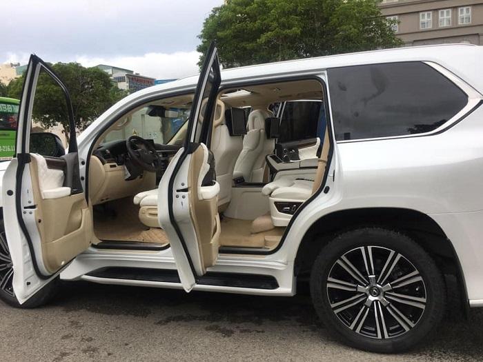 Thue Xe Lexus Lx 570 3