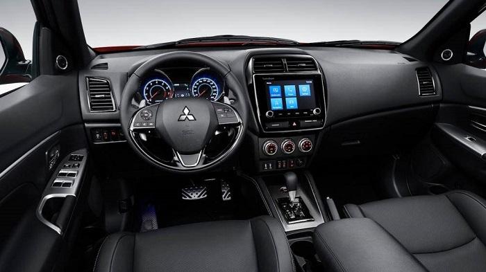 Thue Xe Mitsubishi Outlander 3