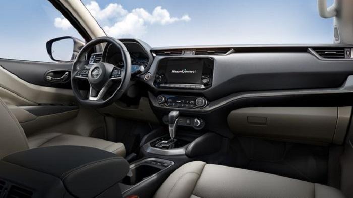 Thue Xe Nissan Terra 3