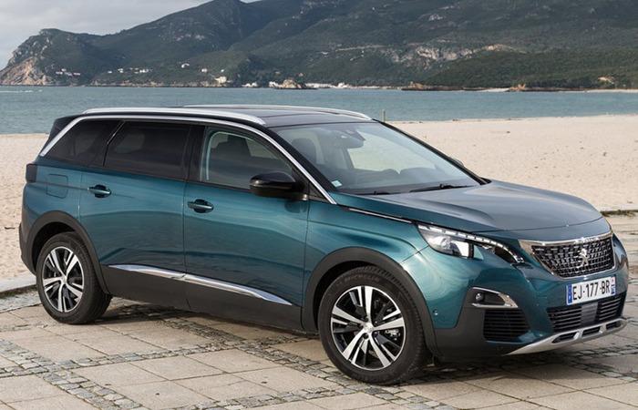 Thue Xe Peugeot 5008