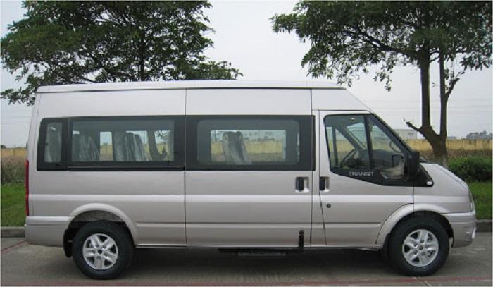 Dia Chi Cho Thue Xeford Transit 16 Cho