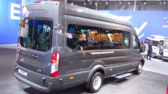 Gia Thue Xe 16 Cho Ford Transit 2