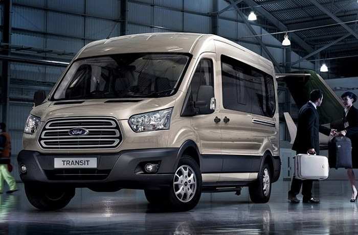 Gia Thue Xe 16 Cho Ford Transit 3