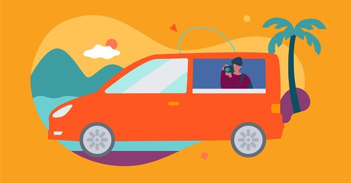 Cho thuê xe uy tín, an toàn mùa Covid 19